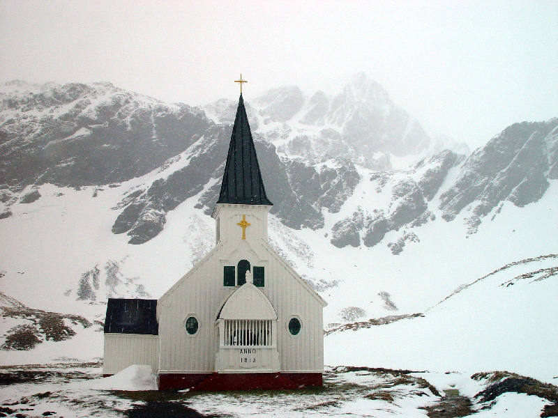 Grytviken_church